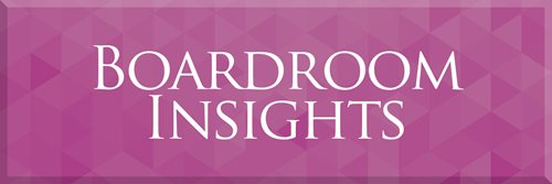 Boardroom Insights - The Healthcare Sector