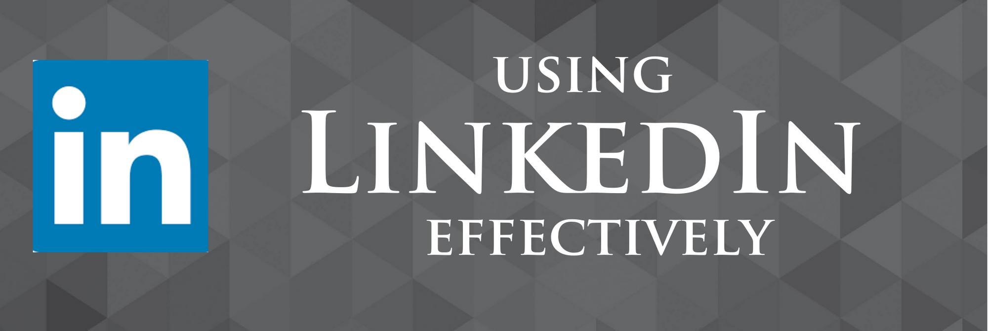 Creating LinkedIn content