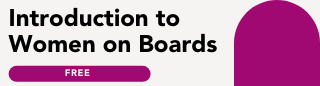 Introduction to Women on Boards