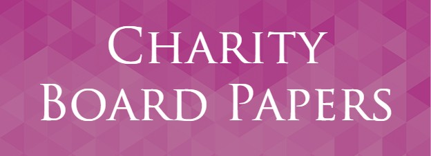 Understanding Charity Board Papers